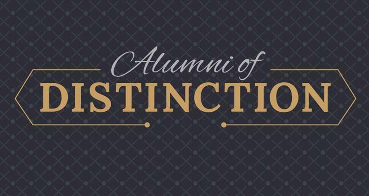 Alumni of Distinction Logo