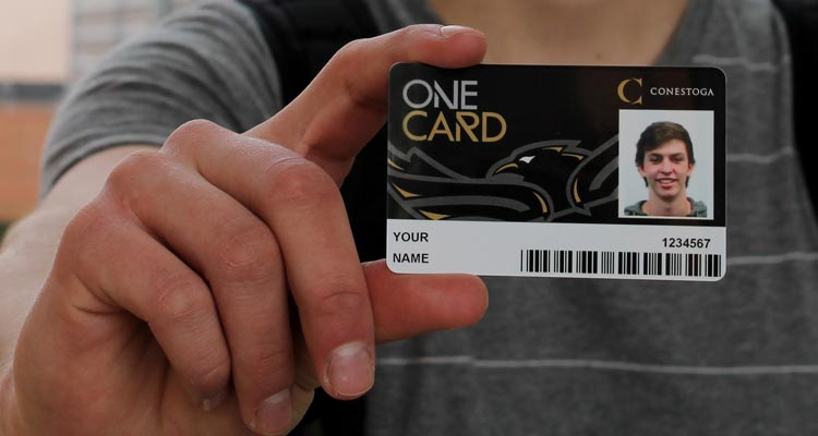 Conestoga ONE Card