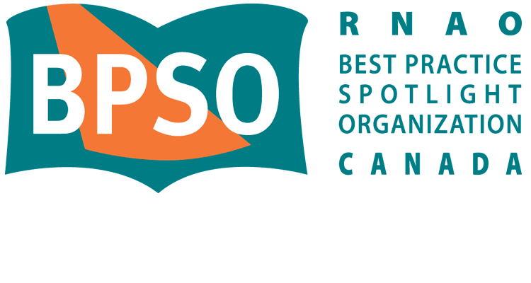 RNAO Best Practice Spotlight Organization Logo