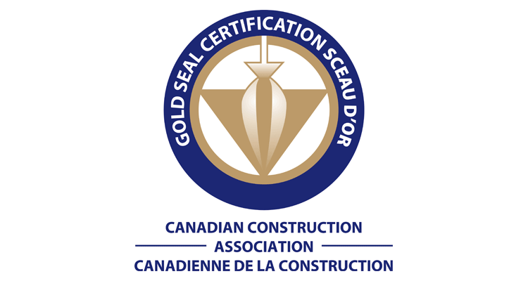 Gold Seal Certification Sceau D'or
