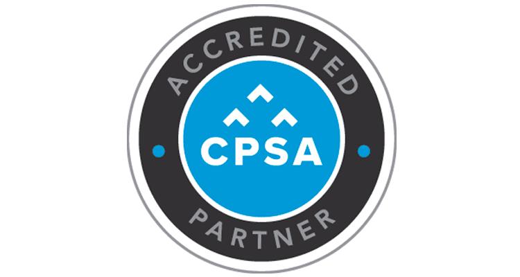 CPSA Accreditation Logo