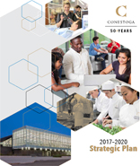 Strategic Plan 2017-2020 Conestoga College