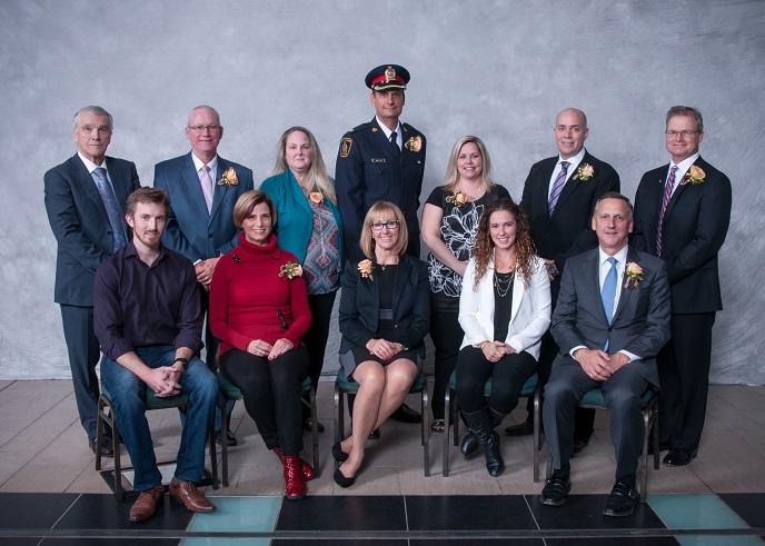 Alumni of Distinction Winners