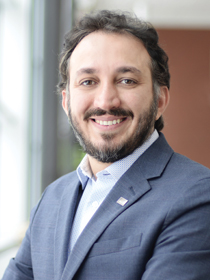 Pejman Salehi, PhD, Dean, School of Applied Computer Science & Information Technology