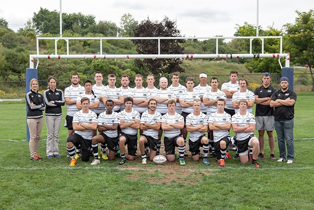 Men's Rugby Team