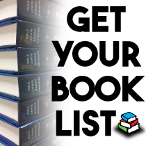 Need your booklist? #NoSweat