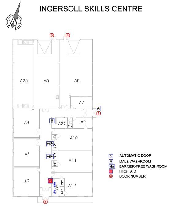 ingersoll floor plan