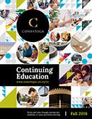 Fall 2018 Continuing Education Catalogue
