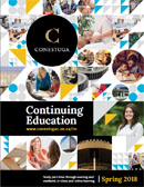 Spring 2018 Continuing Education Catalogue