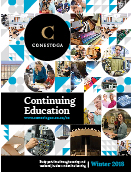 Winter 2018 Continuing Education Catalogue