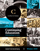 Winter 2019 Continuing Education Catalogue