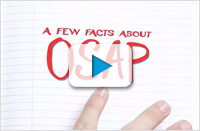 OSAP Facts video
