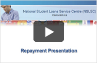 NSLC Repayment Webinar