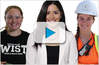 Engineering, Technology and Trades for Women