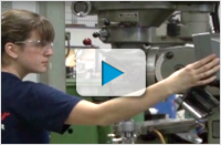 Student Machining Video