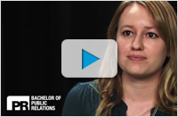 Bachelor of Public Relations in the School of Media and Design at Conestoga College video
