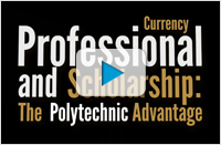Professional Currency and Scholorship