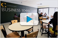 Business and Hospitality at Conestoga College video
