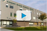 School of Health and Life Sciences and Community Services at Conestoga College facilities video