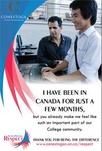 Respect Campaign - English Language Studies Students