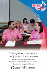 Respect Campaign - Respect in the Classroom