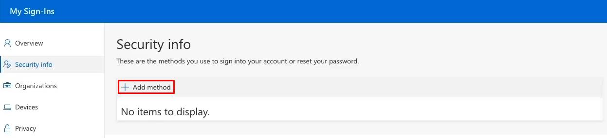 screenshot authenticator app step a