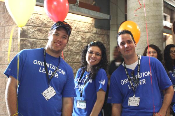 Conestoga Orientation Volunteers