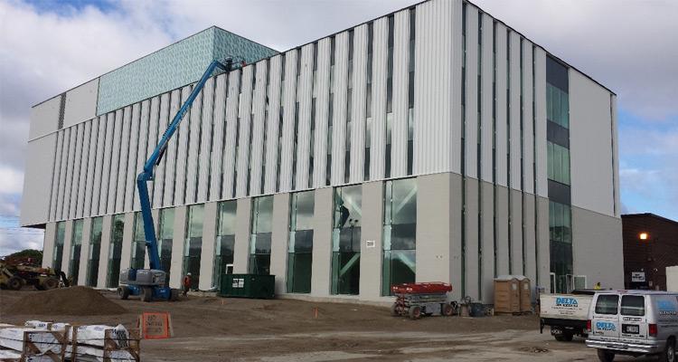 Conestoga College Waterloo Campus Expansion Construction June 5, 2018 (3)