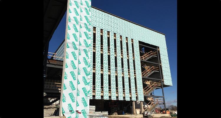 Conestoga College Waterloo Campus Expansion Construction December 13, 2017